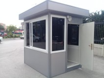 Guard Booths - Guard Shack - Guard House