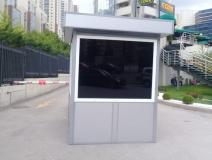 Ballistic Guard Booth - Bulletproof Guard Shack