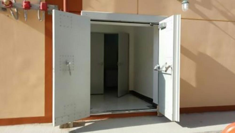Explosion Blast Proof Resistant Gate Door - Madoors