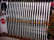 Accordion Automatic Sliding Gate