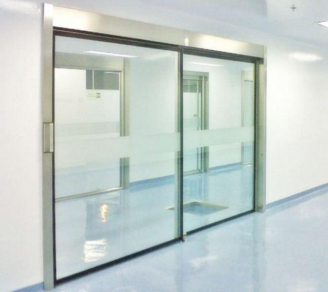 Single Automatic Photocell Sliding Door