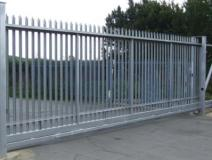 Cantilever Trackless Railless Sliding Gate