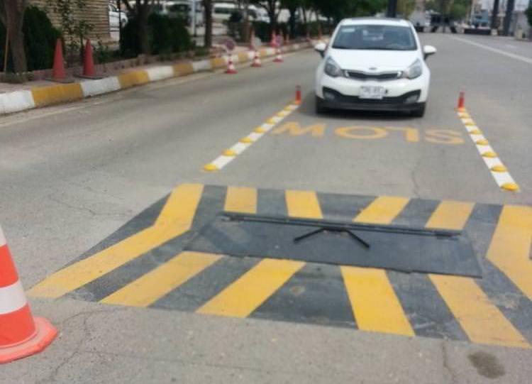 Under Vehicle Surveillance System Uvss Madoors Com Tr